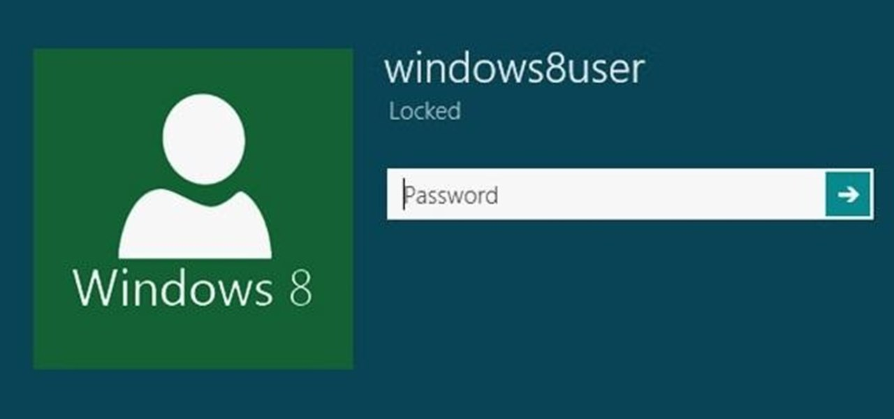 How To Disable Windows 8 Password Protection On Startup?